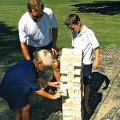 Giant Stacking Tower, Giant Jenga